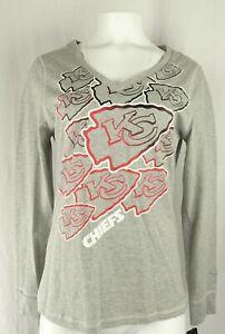 Kansas City Chiefs NFL Touch by Alyssa Milano Women's Graphic T-Shirt