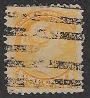 Canada Precancel stamp - Style D-35 - CV $75.00