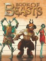 Book - Children - Book of Beasts by Giles Sparrow - Illustrations by Lee Gibbons