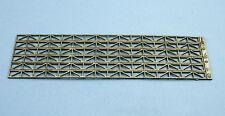 Gitterträger aus 1mm Sperrholz, gelasert, 6 Stk , 138 x 6 mm, Spur N, 1:160