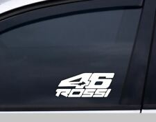 Rossi 46 sticker decal - motorcycle fairing