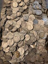 Make Offer 2 Troy Ounces Mercury Dimes 90% Silver Junk Coins Us Bullion