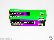 1 Roll FUJI  PRO 400H COLOUR NEG--120--MED. FORMAT--ULTRA FRESH--expiry: 10/2018