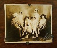 Vintage 1900s Black & White Family Portrait Photo by  American Art Photo Studio