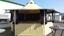 Grillstand Schwenker Imbiss Gastrostand 23,4m²
