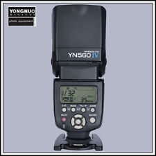 Yongnuo YN-560 IV Flash Speedlite for Canon 1100D 1000D 700D 650D 600D 550D 500D