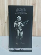 EMS 1/6 scale Sideshow Star Wars Wolfpack Clone Trooper