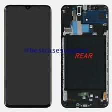 For Samsung A70 A705FN/DS A705YN/F/GM LCD Display Touchscreen Digitizer Frame