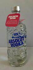 Neu Absolut Vodka Recycled mit TAG  0,7 L