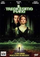 Dvd IL TREDICESIMO PIANO - (1999) *** Contenuti Speciali *** ......NUOVO