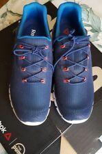 Reebok Men The Z PUMP Fushion Blue Cherry Running Shoes US Size 10