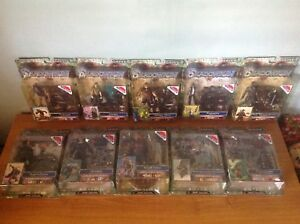 Shadowrun The action figure game series one and two, 1 and 2 BNIB