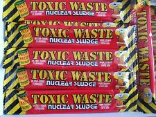 12 bars toxic waste Sour Sweet Box sweets gift box - Sour Cherry