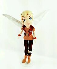 Walt Disney World Parks Terence Boy Fairy Disney Fairies Plush Doll Tinkerbell