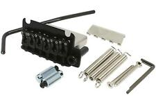 GOTOH 510TS-BS1 2-point Tremolo w/ Steel Block & Brass Saddles - Black