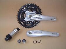 Shimano 3x10 especializada manivela fc-m522 octalink 42/32/24 175mm incl. enganche! nuevo!