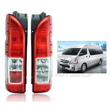 L+R Rear Tail Lamp Light Fit Toyota Commuter Hiace D4D Ventury Van 14 2015 2016