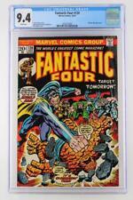 Fantastic Four #139 -NEAR MINT- CGC 9.4 NM - Marvel 1973 - Miracle Man App!