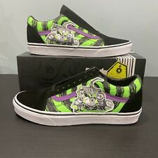 Vans x Disney Old Skool Lock Nightmare Before Christmas VN0A4BV5TPJ DS 11US RARE