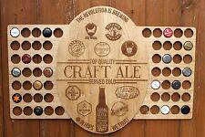 Craft Ale Bottle Cap Collection Beer Cap Gift Art Beer