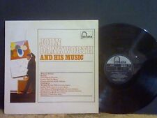 JOHN DANKWORTH  And His Music  LP Tubby Hayes  Ronnie Scott etc