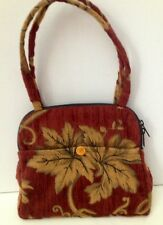 Vintage Classic Tapestry Purse From the Sauvageau Studio in Ojai, California