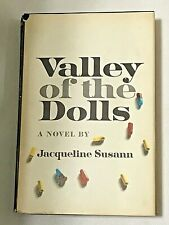 Valley Of The Dolls, Jacqueline Susann Hcdj Book Club Edition, Excellent
