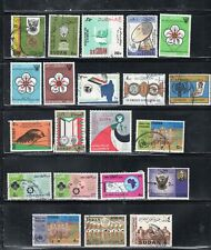 Sudan Stamps Canceled Used Lot 26851