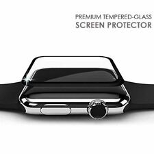 Protector de pantalla Completo para Apple Watch 1 y 2, 42 mm Cristal Templado
