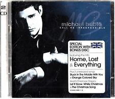 MICHAEL BUBLE -Call Me Irresponsible-Deluxe 2 CD Tour Edition