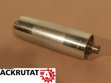 Förderrollen Edelstahl RL 195 mm Ø 65 mm Tragrolle Untergurtrolle Fließband