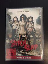 BITCH SLAP Doppel D 2x DVD cummings olivo voth GERMANY 2010 RATED-R Version