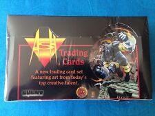 Ash Trading Cards Box - Factory sealed - Dynamic Entertainment