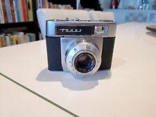 ZEISS IKON TENAX AUTOMATIC 35mm VINTAGE CAMERA w/ith Carl Zeiss Tessar 2.8/50mm