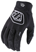 TROY LEE DESIGNS TLD YOUTH BOYS SOLID BLACK MTB CYCLING AIR GLOVES size SMALL
