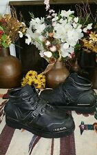 icon field armor boots motorcycle chukka for men size 11