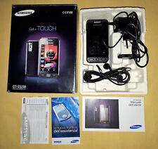 Telefono cellulare SAMSUNG GT-S5230 ACCESSORI CARICA BATTERIA CAVI ISTRUZIONI