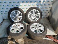 Nissan Qashqai Acenta Hatchback 5 Door 2010-2013 Alloy Wheels - Set (J23)