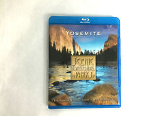Blu Ray Yosemite Scenic National Parks Ultimate National Parks Experience