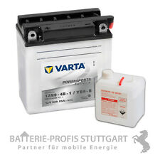 VARTA Powersports batteria moto 509014008 12v 9 Ah 12n9-4b-1 Incl. acido Pack