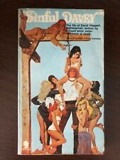 SINFUL DAVEY by DAVID HAGGART - SPHERE BOOKS - P/B - 1969 - £3.25 UK POST