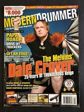 Modern Drummer Magazine May 2011 The Melvins' Dale Crover