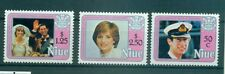EVENEMENTS - ROYAL BABY Prince William Birth  NIUE 1982 II Issue