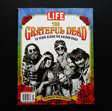 Grateful Dead Time Life Magazine Books 50 Years Along The Golden Road 2015 GD50
