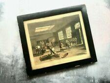 Aquatint Traditional Original Art Prints