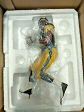 Danbury Mint Kordell Stewart Figurine Sculpture Nib Pittsburgh Steelers