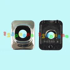 REAR BACK CAMERA LENS GLASS + FRAME FOR SAMSUNG GALAXY S3 MINI i8190