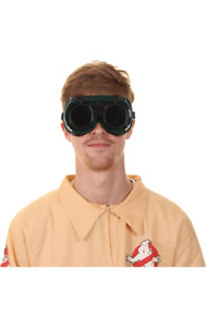 Adults Ecto Goggles Halloween Fancy Dress Ghostbusters Costume Accessory