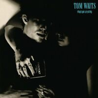 TOM WAITS - FOREIGN AFFAIRS (REMASTERED)   CD NEW!