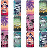 DYEFOR SUMMER LOGOS & BEACHES HARD CASE COVER FOR APPLE IPHONE MOBILE PHONES